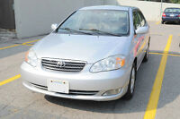 2005 Toyota Corolla CE Sedan EXCELLENT condition