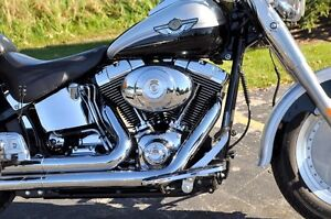 Harley Fatboy 7500km