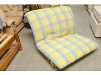 FURTHER REDUCTION!! Single Futon / Sofa Bed - Can Deliver For £19