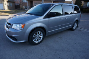 2014 Dodge Caravan - Bluetooth - Stow-n-Go - DVD
