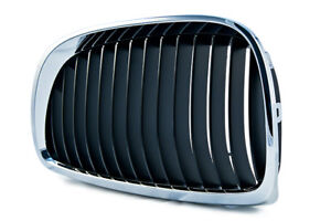 Pair of Genuine BMW Kidney Grills