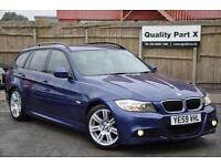 2010 BMW 3 Series 2.0 318d M Sport Touring 5dr