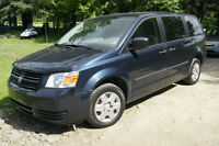 2009 Dodge Grand Caravan se loaded Minivan, Van