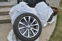 "BMW X5M / X6M OEM Wheels and Tires Winter 19"" M SPORT "" STYLE 29"