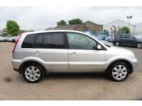 2008 FORD FUSION 1.4 Zetec 5dr Auto [Climate] CHOICE OF TWO AVAILABLE IN STOCK.