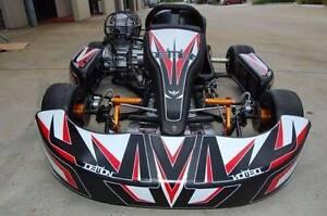 Go Kart 250cc 20hp 4 stroke manual/clutch shifter Leichhardt Leichhardt Area Preview