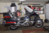 Immaculate Fully Loaded Gold Wing