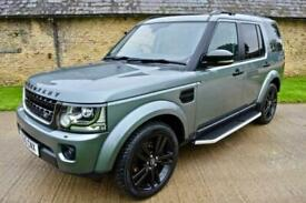 image for 2015 Land Rover Discovery SDV6 HSE LUXURY Auto Estate Diesel Automatic