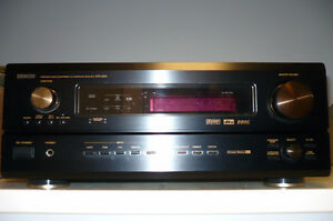 Denon AVR 3300 525Watts RMS Receiver of the Year! LOADED!