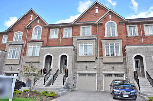 Brand new luxurious 3-bedroom townhouse in Newmarket