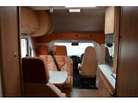 Burstner A530 Active FIAT DUCATO LEZ COMPLIANT 4 BERTH WITH 6 TRAVELLING SEATS