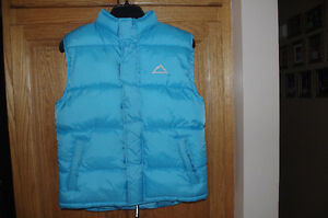 Girls Warm Winter/Spring/Fall Alpine Tek Vest