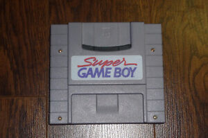 SUPER GAMEBOY ET DIDDY KONG RACING JEUX 64 Gatineau Ottawa / Gatineau Area image 1