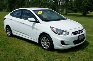 2012 Hyundai Accent L Sedan