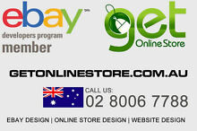 EBAY Store & Listing Template Designs, eCommerce Website Designs Sydney City Inner Sydney Preview