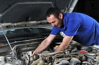 Looking for a experience car mechanic !