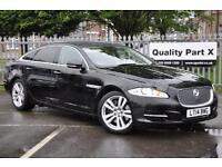 2014 Jaguar XJ 3.0 TD Premium Luxury (SWB) 4dr (start/stop)