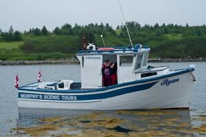 20' Cape Island Style Boat, asking $6,900.00 obo.