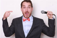 Comedian For Corporate Event, Christmas Party and Fundraiser