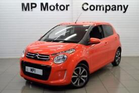 2014 64 CITROEN C1 1.0 FLAIR AIRDREAM ETG 5D AUTO 68 BHP 5DR 5SP AUTO ECO HATCH