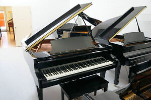 Used Samick Baby Grand Piano For Sale - in Excellent Condition!