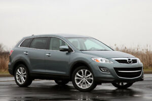 mazda CX-9 awd Leather new winter tires
