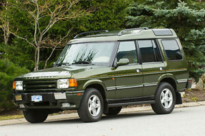 50th Anniversary Edition Land Rover Discovery