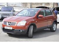 2007 Nissan Qashqai 2.0 Acenta CVT 5dr
