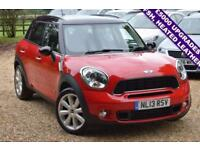 2013 13 MINI COUNTRYMAN 1.6 COOPER S ALL4 5D 184 BHP, FSH + £5,000 OF UPGRADES