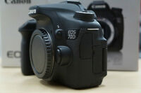 like new canon EOS 70D dslr body