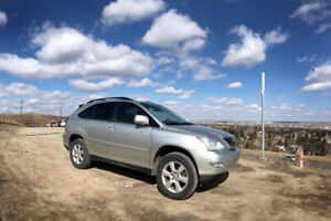2007 Lexus RX350 SUV AWD, leather seat, timing chain