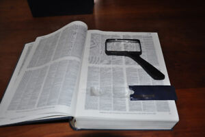 The Compact Edition of the Oxford English Dictionary Volumes 1-3