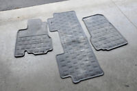 Honda CRV front and rear mats