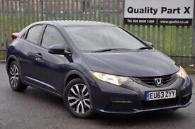 2013 Honda Civic 1.6 i DTEC SE Hatchback 5dr