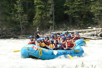 Whitewater Raft-Hyside-16'+8 lifejackets+8 wetsuits