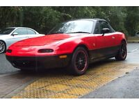 Mx5 mk1 for sale
