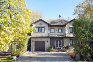 Beautiful Lakeview house for Rent with Lake Access