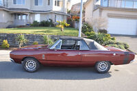 67 Dodge Dart Convertible Tribute 383 V8