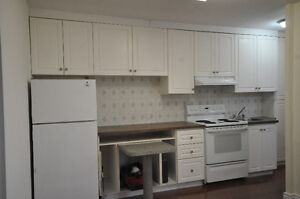 Kingston/Warden: Freshly painted two-bedroom Apartment for Rent