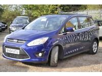 2014 Ford Grand C-Max 1.6 TDCi Zetec 5dr (7 Seats)