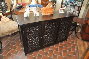Buffet server sideboard hutch