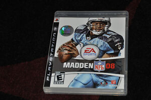 Madden 08 for PS3