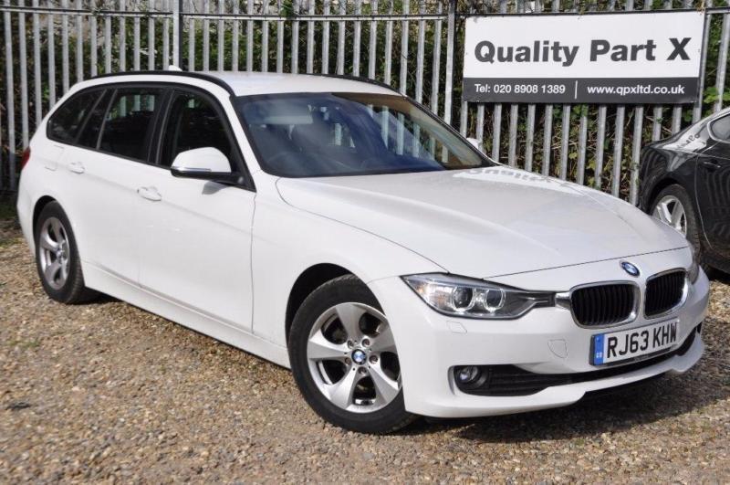 2014 BMW 3 Series 2.0 320d EfficientDynamics Touring 5dr (start/stop)