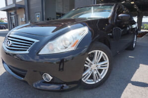INFINITI G25X 2011 2.5L IN EXCELLENT CONDITION $9995
