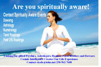 Looking for quality gifted psychic practitioners