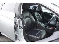 2010 MERCEDES CLS CLS350 CDI 3.0 DIESEL AUTO 4 DOOR COUPE SALOON COUPE DIESEL