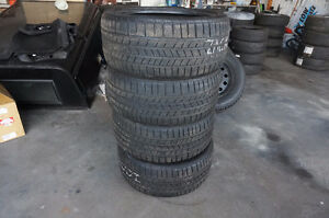 295 35 21 CONTINENTAL WINTER TIRES