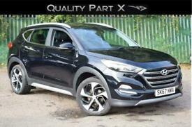 image for 2017 Hyundai Tucson 1.7 CRDi Blue Drive Sport Edition (s/s) 5dr SUV Diesel Manua