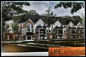 Brand new West End 2 bedroom 2 bath condominium with 2 parking