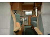 Swift Gazelle F59 FIAT 5 BERTH 6 TRAVEL SEAT MOTORHOME